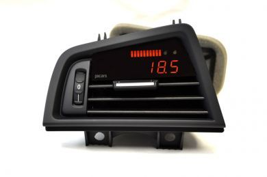 BMW F10 Vent Integrated Digital Interface