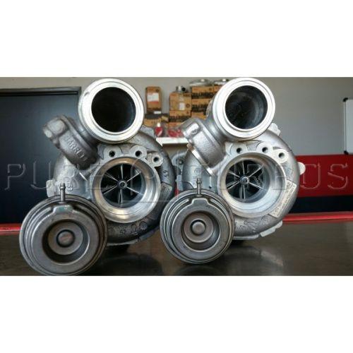 N63/N63tu Stage 1 PURE Turbos