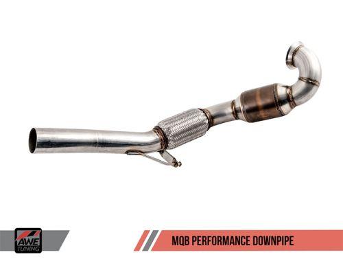 AWE Tuning MQB Performance Downpipe