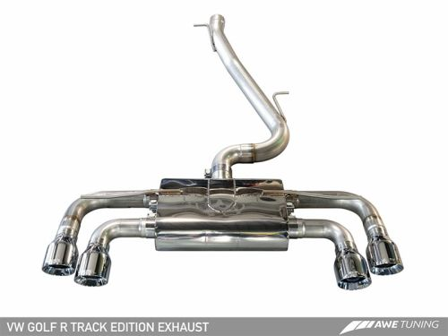 AWE Tuning Mk7 Golf R Track Edition Exhaust