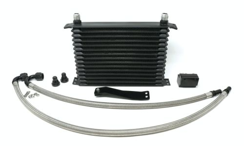 BMS E Chassis N54/N55 BMW Transmission Cooler