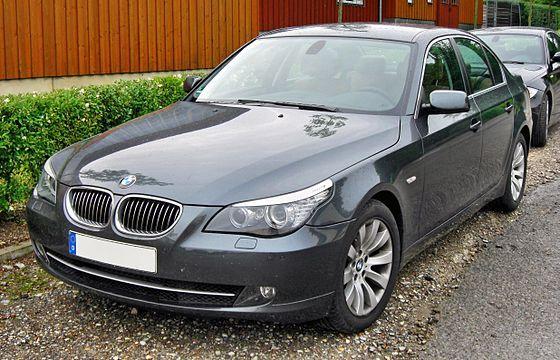 BMW [E60] (2004-2009)