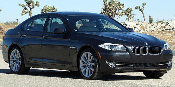 BMW [F10/F11] (2010-2016)