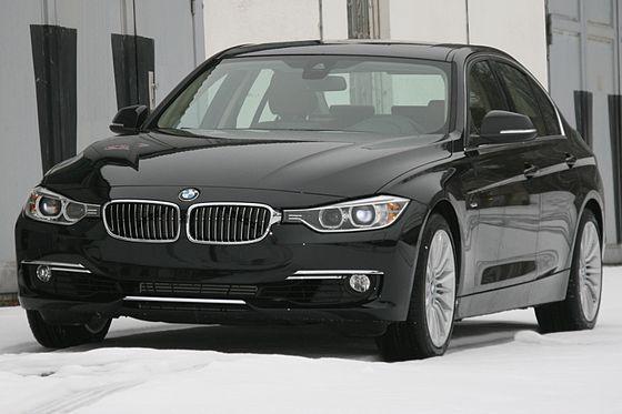 BMW [F30/F31/F32] (2012-2016)