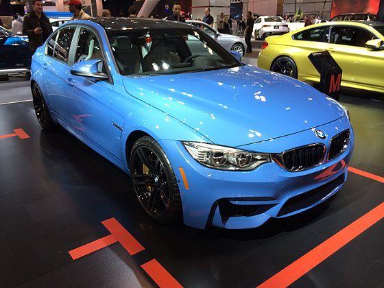 BMW [F80/F82/F83] S55 M3/M4 (2015-2016)
