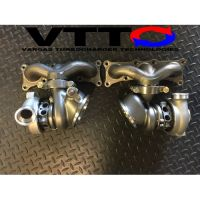 "N54 ""GC 2.0"" Stock Location Turbocharger Kit (fits all N54 models)"