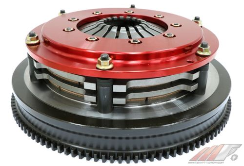 MFactory Twin-Disc Clutch Kit (E8X/E9X)