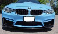 Performance Line Carbon M3/M4 Front Carbon Fibre Splitter / Spolier
