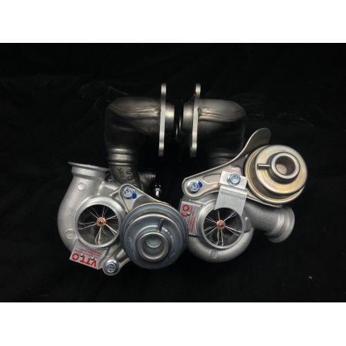 N54 Stage 2+ Hybrid (fits all N54 models LHD &RHD)