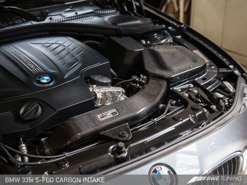 AWE TUNING BMW F2X / F3X N55 S-FLO CARBON INTAKE