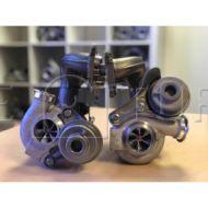 New PURE N54-600 V2 Upgrade Turbos 6-700 HP - NO CORE