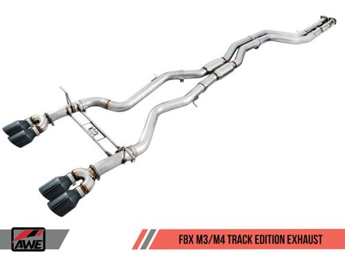 AWE TUNING F8X M3 / M4 TRACK EDITION EXHAUST SUITE