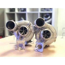 MW S63tu F90 Pure 900 Upgrade Turbos