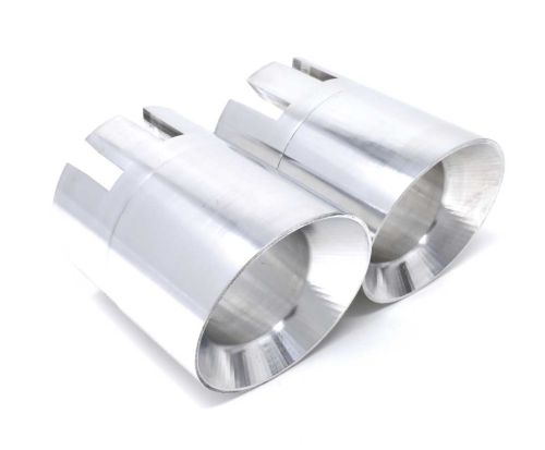 "BMS F Chassis 3.5"" Billet N55 & B58 Exhaust Tips (Pair)"