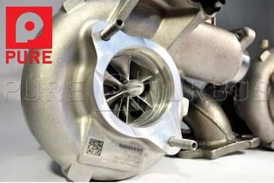 PURE M3/M4 S55 Stage 2 Turbos