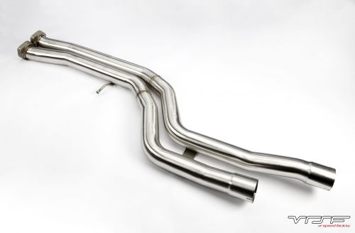 VRSF Stainless Steel Midpipes for F80/F82 S55 14+ BMW M3 & M4