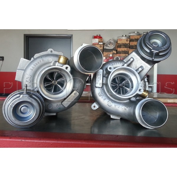 S63 S63tu Stage 1 Pure Turbos N54tuning Com